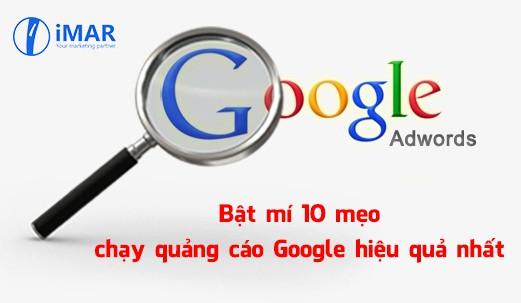 chạy google